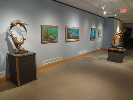 AMERICAN WILDLIFE ART Exhibition Photo
