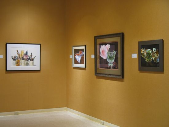 American Still Lifes Exhibition Photo