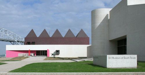 Art Museum of South Texas, Corpus Christi, TX