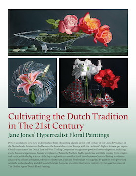 Cultivating The Dutch Tradition By Jane Jones