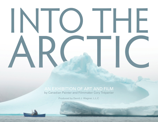 Into The Arctic: Cory Trépanier