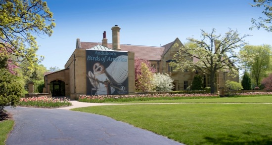 The Paine Art Center And Gardens