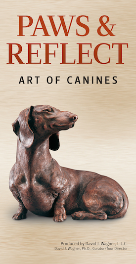 PAWS AND REFLECT: ART OF CANINES Touring Exhibition