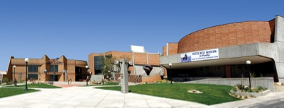 Sangre de Cristo Arts and Conference Center