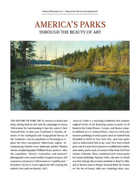 AMERICA'S PARKS II